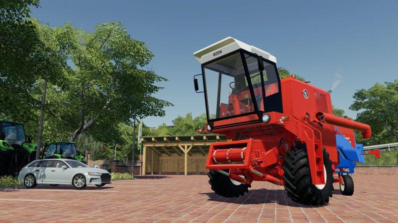 Bizon Super Z056 v1.1 FS19