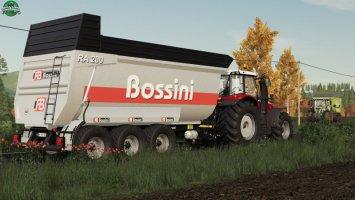 Bossini RA200/6 FS19