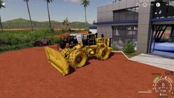 CAT 836K v0.1 fs19