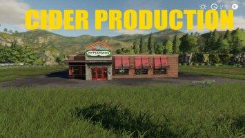 CIDER PRODUCTION fs19