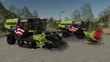 Claas Lexion 795 Limited Edition fs19