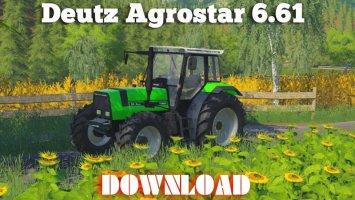 Deutz Agrostar 6.61 fs19