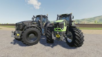 Deutz-Fahr 9 Series v1.0.1.0 fs19