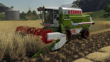 [FBM Team] Claas Dominator SL Series fs19