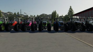 Fendt 1050 Tuning Edition fs19