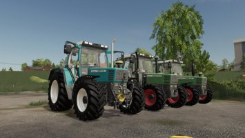 Fendt Farmer 300 Pack fs19