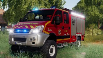 Iveco Daily KLFA FFW