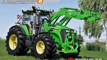 John Deere 7030 Series v3 FS19