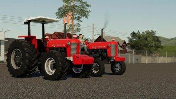 Massey Fergusson 95X E 65X fs19