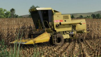 New Holland 5050 + Hedery fs19