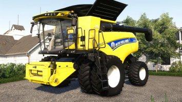 New Holland CR Series