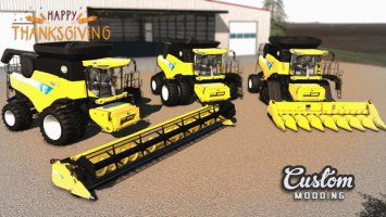 New Holland CR9000 fs19