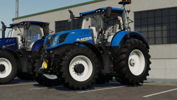 New Holland T7 fs19