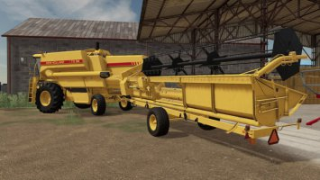 New Holland TX 6,1m Pack fs19