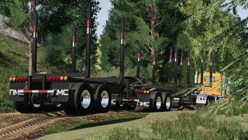 NMC US Log Trailers