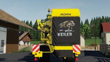 Ropa Keiler 2 Classic v2 fs19