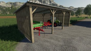 Small Shed fs19
