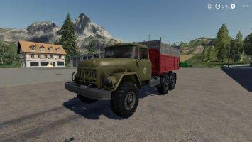 Zil 131 Truck V1.2.1