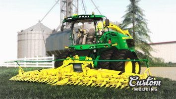 2019 John Deere 9000 Series North America fs19