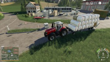 Autoload Pack With 3 Tiers Of Pallet V2.0.0.1 fs19