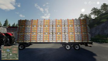 AUTOLOAD PACK WITH 3 TIERS OF PALLET V2.0 FS19