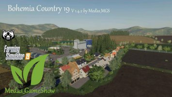 Bohemia Country 19 v1.4.2 FINAL fs19