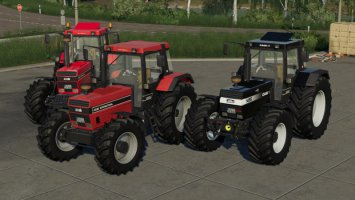 Case IH 1255/1455 XL fs19