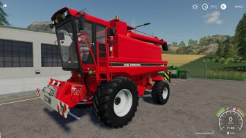 Case IH 1660 edit fs19
