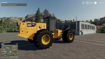 Caterpillar 535D Winch Skidder fs19