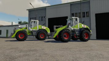Claas Torion 1511 fs19