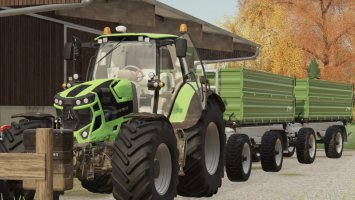 Deutz 7 Serie Stage 4 fs19