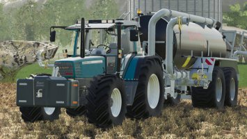 Fendt Favorit 51X v6