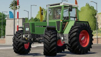Fendt Favorit 600 LSA Pack v1.2.0.0 fs19