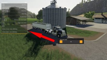 Fill Level Limiter FS19
