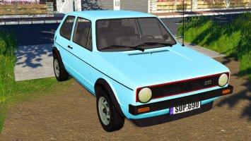 Golf Mk1 edit fs19