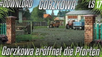 Gorzkowa Map & Old Big Mod Pack fs17