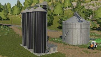 Grain Silo Extension