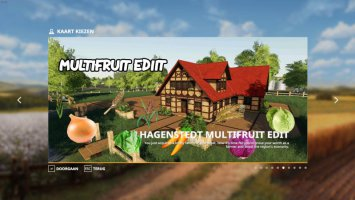 Hagenstedt MultiFruit Edit