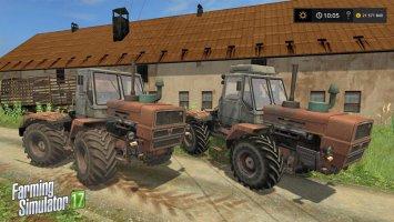 HTZ T-150 fs17
