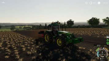 John Deere 3x50 fs19