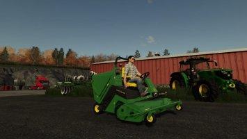 John Deere Mower fs19