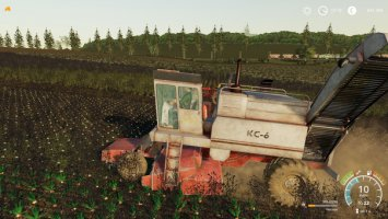 KS-6 harvester fs19