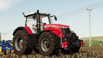 Massey Ferguson 8700S v1.1 fs19