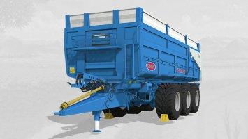 Maupu TDM 7632 Origine Blue fs19