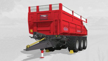 Maupu TDM 7632 Origine Red fs19