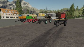Mbp 6.5 Chemical Manufacturer Pack fs19