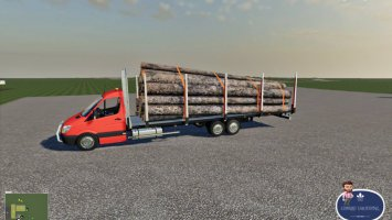 MERCEDES SPRINTER AUTOLOAD WOOD