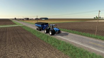 Nebraska Lands 4x fs19