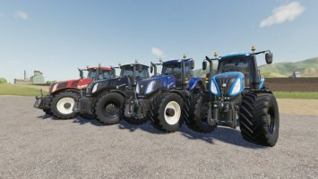 New Holland T8 fs19