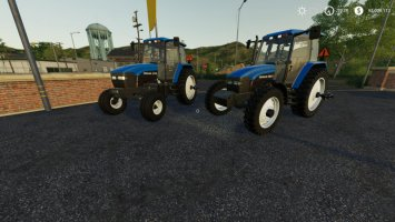 NEW HOLLAND TM SERIES U.S. v2.0 fs19